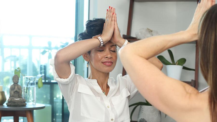 meditation habit stack
